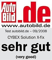 siege auto cybex solution x amazon com cybex solution x fix siège auto groupe 2 3 noir