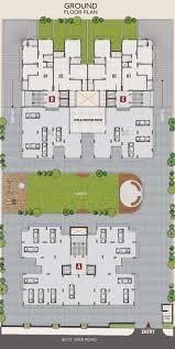 floor plan for gym himalaya pearl in motera ahmedabad price location map floor