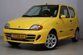 fiat seicento abarth 1998 occasion youtube