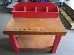 Playskool Cobblers Bench Playskool Cobblers Bench Wood Work Bench Marked All Six Wooden