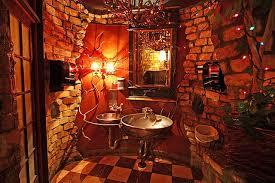 bar bathroom ideas loring pasta bar minnesota cities and city