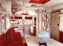 vintage home interior day vintage vintage mobile home mondays 1964 caravelle