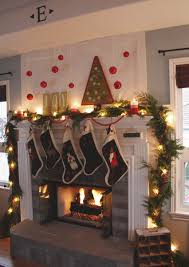 The Frugal Homemaker by 5 Days Of Christmas Inspiration Merry Mantels