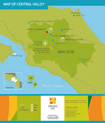 Costa Rica Airports Map Maps Premio Meetings And Events Costa Rica