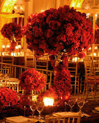 Red Roses Centerpieces 31 Days Of Orange Day 21 Rose Centerpiece First Come Flowers