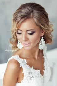 25 best ideas about wedding hair and makeup on bridal makup wedding hair blonde and formal nails