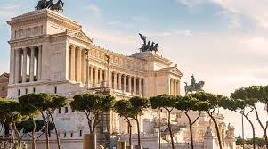 wedding cake building rome rome landmarks and ruins omnia vatican and rome