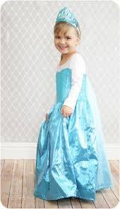 Elsa Frozen Halloween Costume Elsa Inspired Gown Pdf Printable Sewing Pattern Christen Noelle