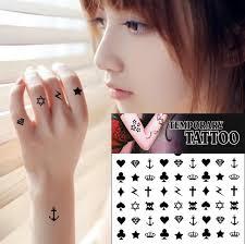 poker heart club spade diamond anchor skull waterproof safe non
