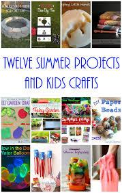 12 summer projects and kid crafts rae gun ramblings