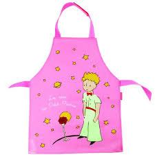 tablier de cuisine pour enfants tablier de cuisine petit prince pour enfants achat vente