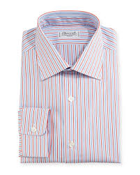 charvet shirts poplin u0026 check dress shirts at neiman marcus
