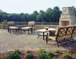 natural stone and paver patios and firepits rock stone u0026 sand yard