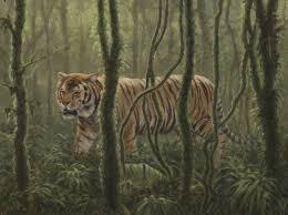 jungle cat tiger sold crittenden studio