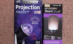 fire and ice spotlight short circuit light bulb halloween
