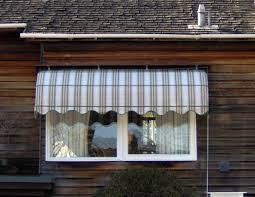 How To Make A Window Awning Frame 10 Easy Pieces Window Awnings Gardenista