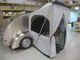 Lafayette Tent And Awning Teardrops N Tiny Travel Trailers U2022 View Topic Side Room Tent