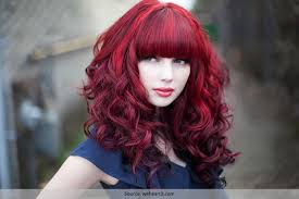 new hair color trends 2015 re red and black hairstyles the latest color trend that we re in