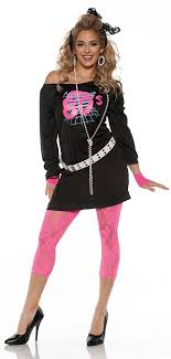 awesome costumes women s awesome 80 s costume candy apple costumes women s 80s