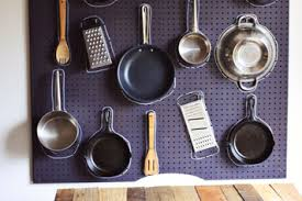 Kitchen Pegboard Ideas This Kitchen Pegboard Idea Is Too Good To Hide Kitchn