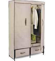 clothing storage racks and wardrobes organize it