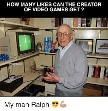 Meme Video Creator - how many likes can the creator of video games get games my man