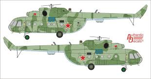 Wings Palette Mil Mi 2 by Wings Palette Mil Mi 8 Mi 17 Mi 18 Hip Ussr Russia
