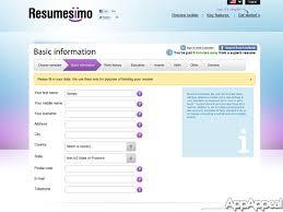 Linkedin Resume Creator by Homey Idea Resume Maker App 9 Top 10 Best Resume Templates App For