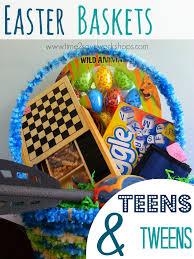 sports easter baskets easter baskets for tweens 6 frugal ideas kasey trenum