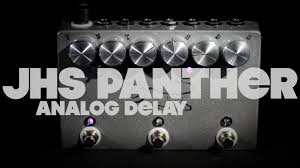 jhs delay jhs panther delay demo by jhs owner josh