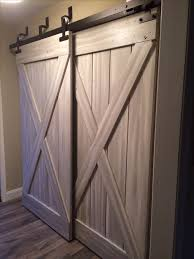 Closet Doors Canada Fancy Closet Barn Doors Lowes Canada Diy Bypass With Mirrors