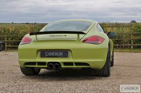 porsche cayman green used porsche cayman r 2011 cameron sports cars