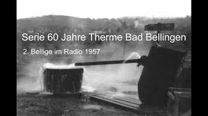 Thermalbad Bad Bellingen Serie 60 Jahre Therme Bad Bellingen 2 Bellingen Im Radio 1957