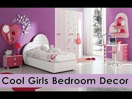 decorating girls bedroom cool girls bedroom decorating ideas teen girls bedroom decor youtube
