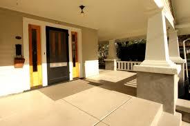 Front Door Light Fixtures by Historic Corvallis Front Porch Concrete Remodel General