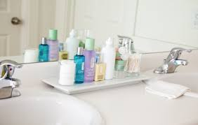 Bathroom Vanity Accessories Boxwood Clippings Archive Bathroom Countertop Organization