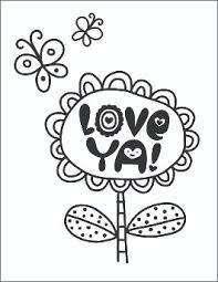 free printable valentine u0027s coloring pages hallmark ideas