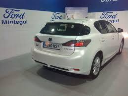 lexus diesel hibrido ct 200h híbrido hybrid de segunda mano con 134600km del 2013