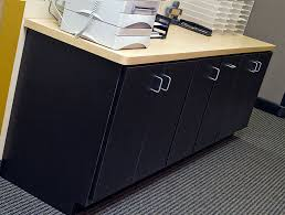 Office Storage Cabinets With Sliding Doors Interesting Black Office Storage Cabinets Size Of Furnituresuperb