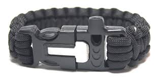 paracord bracelet images Paracord survival bracelet with fire starter and jpg
