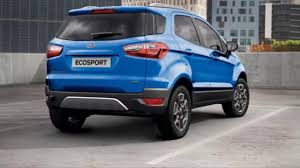 Ford Escape Dimensions - 2018 ford ecosport new dimension of style youtube