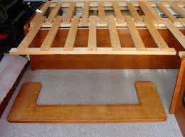 pull out leg fixing sofa bed diy pinterest rv vintage