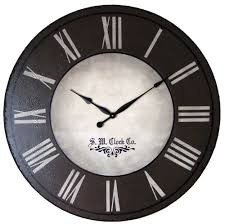 huge wall clocks decorate large wall clocks with paper cutouts u2014 steveb interior