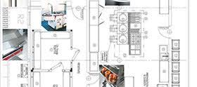 plan de cuisine professionnelle equipocash cuisiniste grossiste pour l hôtellerie restauration