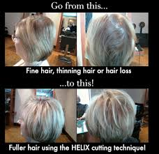 what are helix haircuts services domani hair studio