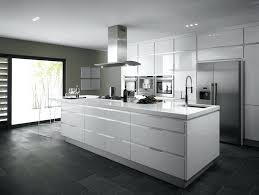 cuisine blanc cuisine equipee blanc laque laquee 5 indogate photos blanche