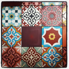 retro boho portugese mosaic tiles for my funky eclectic casa