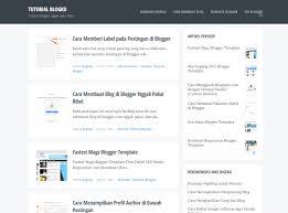 download template blogger gratis blogku blogger template