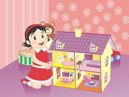 play free doll house online online games