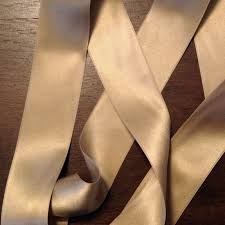silk satin ribbon gold silk satin ribbon 36mm 1 1 2 renaissance fabrics